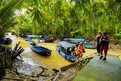 Sai Gon – Mekong Delta: My Tho – Ben Tre Tour 1Day