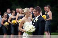 Butler Country Club Wedding Photographer