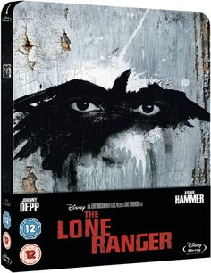 The Lone Ranger - Zavvi Exclusive Limited Edition Steelbook