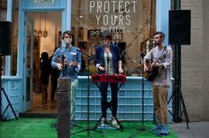 We Were Evergreen are so fresh-facedly, and tousle-hairedly cheerful :* Band Photos, Covent Garden, Evergreen, Pop Up, Sick, Indie, Toms, London, Fresh