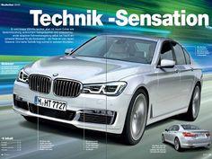 "New 2016 BMW 7 Series – ""A Technical Wonder"""