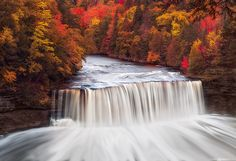 Tahquamenon Falls – Eastern U.P.