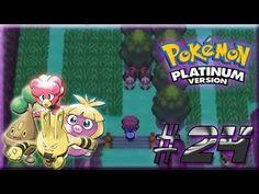 Pokemon Platinum Walkthrough Part 24.- Route 210 (+playlist)