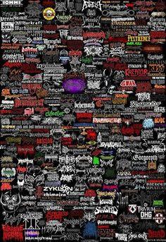 HD wallpaper: metal slayer behemoth rock music guns n roses judas priest band dragonforce halford w Entertainment Music HD Art Heavy Metal Bands, Heavy Metal Music, Death Metal, Rockband Logos, Pagan Metal, Metal Band Logos, Metal Music Bands, Rock Band Posters, Band Wallpapers