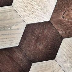 Loving the new Bissaza Hexagon Parquet Woods and Clays presented at Cersaie 2015!  Fantastico  #tiles #tiled #tile #tiler #tileaddiction #tilework #tileart #tileporn #tilefloor #tilesetter #tiledesign #stone #stones #marble #marbles #granite #granites #walls #floors #countertops #design #interiors #tilestonetrends #tilegallery #homedecor #tiletuesday #ihavethisthingwithtiles #ihavethisthingwithfloors #tileometry #theloveofmarble by tilestonetrends