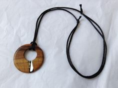 Mother of Pearl and Abalone Inlay Round Koa by WoodandShell