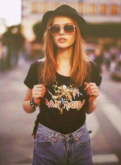 Rock'n'roll style