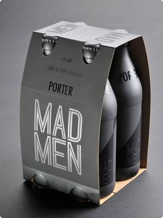 Mand Men bear #packaging