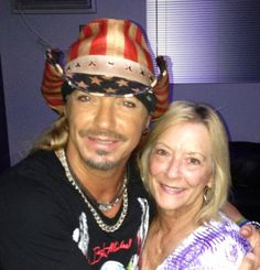 Bret and mom Bret Michaels Poison, Bret Michaels Band, Poison Albums, Poison Rock Band, Raine Michaels, 80s Hair Bands, I Adore You, Music Is Life, Hard Rock