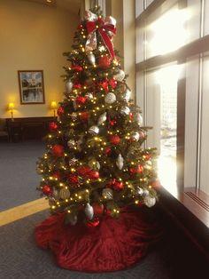 Classic Christmas Tree christmas christmas tree christmas decorations xmas decor