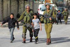 21/11/14 Bambini in cella. Le violazioni israeliane. (LEGGI)