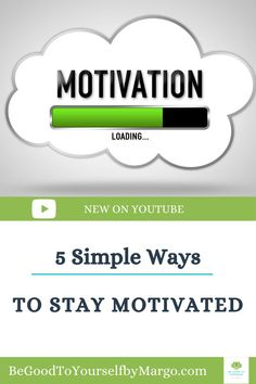 Getting motivated is difficult, staying motivated even more challenging. Achieve your goals by staying on track with these 5 simple motivation tricks. Need Motivation, Motivation Success, Monday Motivation, Motivation Inspiration, Motivational Articles, Motivational Thoughts, Motivational Pictures, Feeling Happy, How Are You Feeling