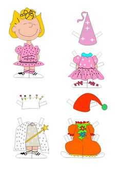 Sally* 1500 free paper dolls for small Christmas gits and DIY for Pinterest pals The International Paper Doll Society Arielle Gabriel artist ArtrA Linked In QuanYin5 *