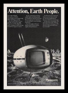Panasonic Orbitel Television