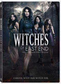 Armchair Odyssey showed episodes of WITCHES OF EAST END in February 2015.