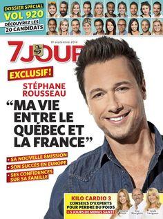 Kilo Cardio, Stephane Rousseau, Magazine, Digital, Products, Late Breaking News, Loosing Weight, Baby Born, Magazines