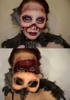 halloween sfx makeup