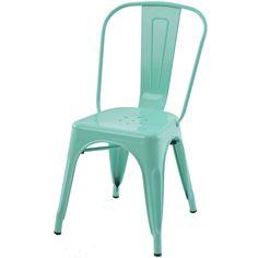 Cadeira Iron Tolix Verde - 16653 - SunHouse