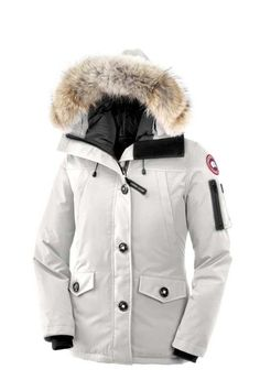 Canada Goose Montebello Parka Women White With Fast Delivery - $279