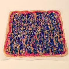#pizza #vegana #vegan #veganfood #veganfoodporn #veganfoodshare #plantbased #plantstrong #instafood #instafoodie #veganpizza #Padgram