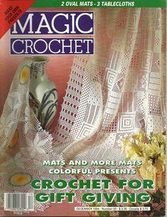 Vintage Magic Crochet magazine