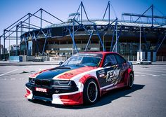 Проект Fenix racing | DESIGN ATELIER TTSTUDIO