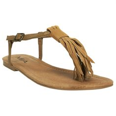 Love these moccasin sandals!!