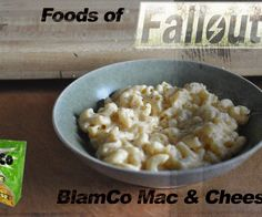 BlamCo Mac & Cheese from Fallout. Super easy to make! You only need one skillet to make this in, perfect if you are hauling tons of gear across the Wa...