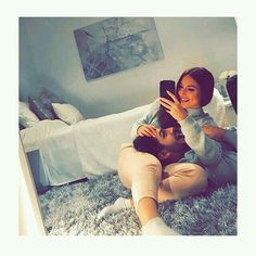Cute Couple Selfies, Cute Couples Photos, Cute Love Couple, Couples Images, Cute Couples Goals, Romantic Couples, Couple Goals Relationships, Relationship Goals Pictures, Couple Relationship