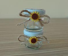 Honey Wedding Favor/Mini Jars/1 Oz Jars/Wedding Favors/Bridal Shower Favor/Meant to Bee/Love is Sweet/Bee/Honey/Sunflower/Set of 10 jars by AliGMfavors on Etsy https://www.etsy.com/listing/472490337/honey-wedding-favormini-jars1-oz