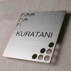 80 Best Name Plates Images In 2018 50th Wedding