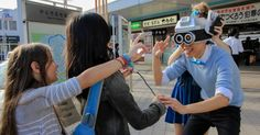 Tokyo's Human Camera Reminds Us to Connect in the Real World  http://www.techinasia.com/touchy-human-camera-tokyo/