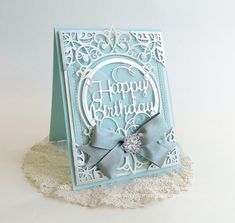 Welcome friends, today we are introducing a brand new die collection by Becca Feeken for Spellbinders called 3D Vignettes . ...