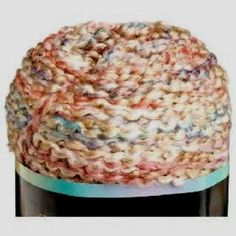 HOMESPUN yarn knit crochet LION BRAND QUARTZ beige lilac teal variegated #362  #LIONBRANDHOMESPUN #BULKY