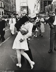 Classic photo from the 40s