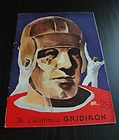 1933 CAL SAINT MARY'S COLLEGE FOOTBALL GAME PROGRAM CALIFORNIA BEARS - 1933, Bears, California, College, FOOTBALL, Game, MARY'S, PROGRAM, Saint