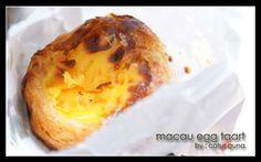 Macau Egg Tart - really tasty