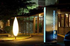 Entrada Principal, Vista Nocturna - Hotel Marvel Condes del Pallars***
