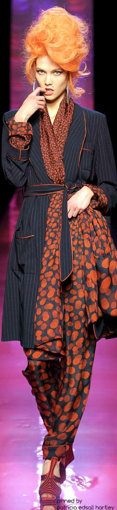 SPRING 2012 COUTURE Jean Paul Gaultier