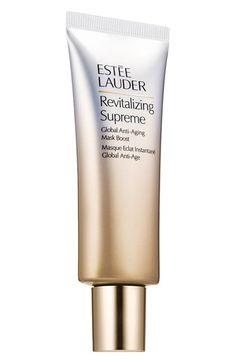 Estée Lauder 'Revitalizing Supreme' Global Anti-Aging Mask Boost available at #Nordstrom