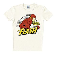 LOGOSH! RT estilo retro para hombre T-Shirt THE Thing - almost Colour blanco talla L (L264) #regalo #arte #geek #camiseta