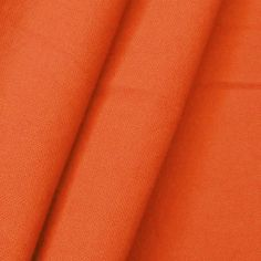 100% Baumwolle Canvas Farbe Rot-Orange