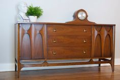 Broyhill Brasilia Mid Century Buffet Credenza by 150Grit on Etsy, $800.00