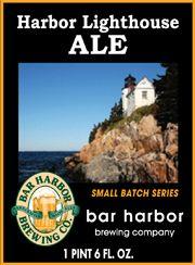 Bar Harbor Harbor Lighthouse Ale