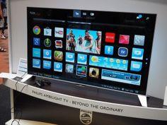 Первый взгляд на Philips Android Smart TV