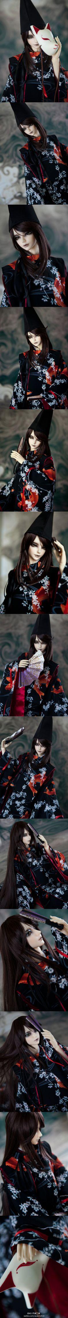 Angell-studio (BJD doll)----Honglee