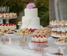 Best 10 Dessert Buffet Table Designer