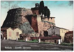 Forlì - MELDOLA / Castello Sforzesco _ Viaggiata