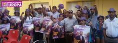 Armario de Noticias: Dominicanos en Sevilla aseguran Danilo Medina gana...