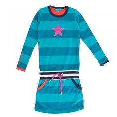 Ninni Vi dress NVW13-20 green - Skiks.com